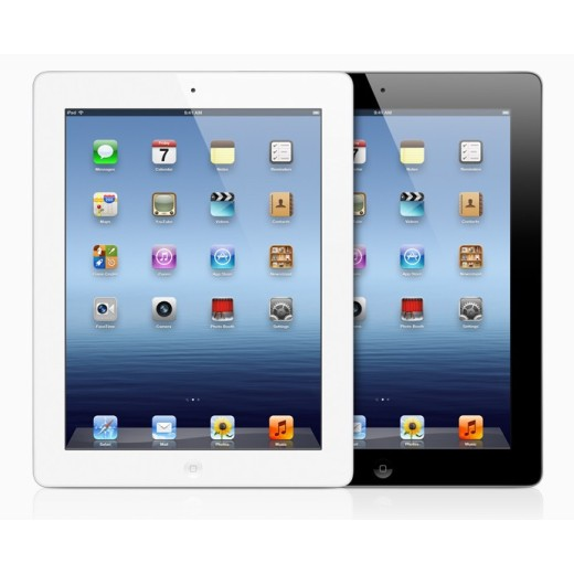 iPad 3 Wifi + 4G 16GB