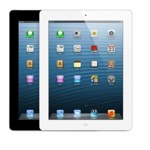iPad 4 Wifi + 4G + CELLULAR 16GB