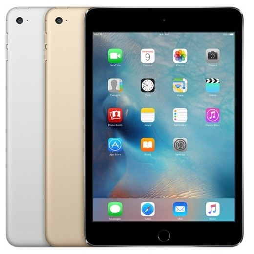 iPad Mini 4 Wifi + CELLULAR 16GB