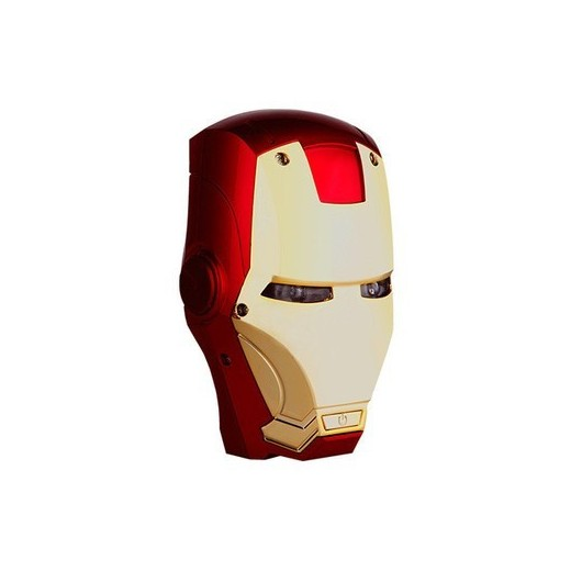 POWER BANK CARA IRON MAN