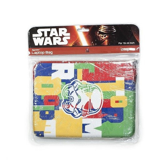 Funda PC/MAC Soldado Colores Star Wars