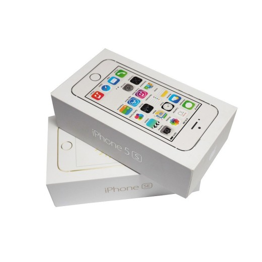 Caja Original iPhone