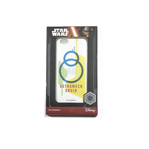 Carcasa BB8 iPhone 6/6S Plus