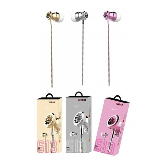 Auriculares S13 High Definition