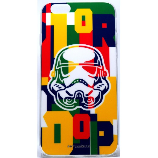 Carcasa Star Wars Soldado Imperial colores Iphone 6/6s